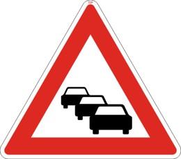 Dopravní značka A23