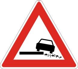 Dopravní značka A28