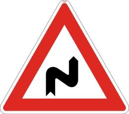 Dopravní značka A2a