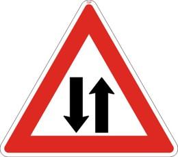 Dopravní značka A9