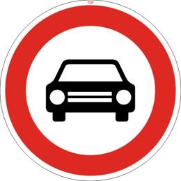 Dopravní značka B3a