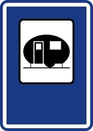 Dopravní značka IJ14b