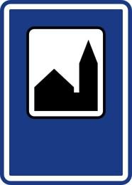 Dopravní značka IJ16