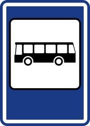 Dopravní značka IJ4c