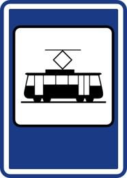 Dopravní značka IJ4d