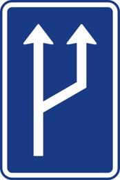Dopravní značka IP18a