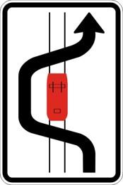 Dopravní značka IP23a