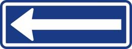 Dopravní značka IP4a