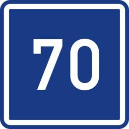 Dopravní značka IP5