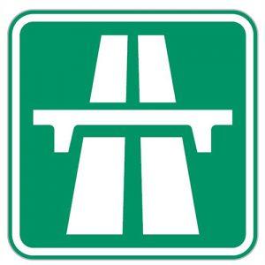 Dopravní značka IZ1a