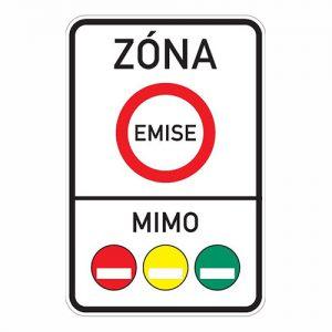 Dopravní značka IZ7a