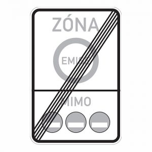 Dopravní značka IZ7b