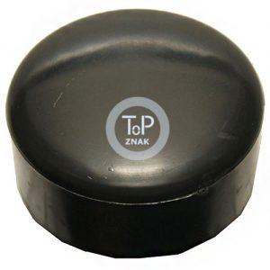 Plastové víčko Ø70mm