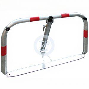 Zábrana sklopná U80 – zinek